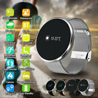 US Waterproof Smart Watch bluetooth Heart Rate Blood Monitor Bracelet G-Sensor