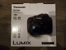 Panasonic Lumix DC-FZ80 Digital Point  Shoot Camera #DC-FZ80K