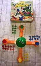 Mr. Mouth Feed The Frog Flies Game 1999 Milton Bradley