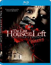 The Last House on the Left (1972) Collector's Edition | New Blu-ray Region free