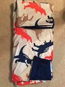 Dinosaur Full/Queen Comforter and Shams