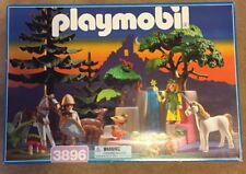 Playmobil 3896 Fairy's Waterfall Magic Forest Knight New Sealed Rare