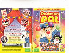Postman Pat:Clowns Around-1981/2008-TV Series UK-3 Episodes-DVD