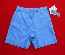 JONES NEW YORK SPORT ~ NWT Light Blue Periwinkle Shorts ~ Ladies Misses Size ~ 8
