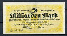 Recklinghausen - Stadt -  5 Milliarden Mark
