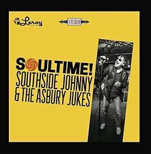 Southside Johnny And The Asbury Jukes - Soultime - Southside Jo (2015, CD NIEUW)