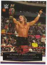 2014 Topps WWE Road to Wrestlemania 30 Years of Wrestlemania #27 Triple H