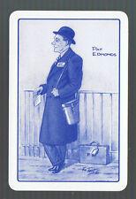 Playing Swap Cards1 VINT NMD BRITISH  DAPPER BOOKMAKER THE TOUT PAT EDMONDS 272A