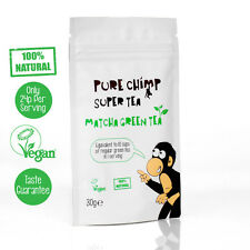 Matcha Green Tea In Polvere - 30g-PURO Chimp ™ Super Tè-Qualità cerimoniali