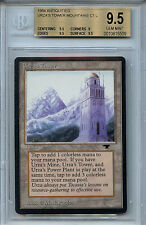 MTG Antiquities Urza's Tower BGS 9.5 Gem Mint Mountains Magic card Amricons 5509