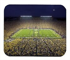 Item#132 Michigan Football Stadium Night Game Mouse Pad