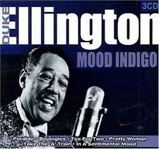3 CD-Set Duke Ellington Mood Indigo (Perdido, Frisky) 2004 Weton