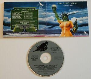 Kin Ping Meh  * Virtues & Sins * CD