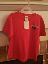 New With Tags! Girl's University of Louisville Cardinals Youth Medium T-Shirt