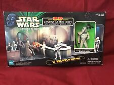Star Wars: Power of the Force Cantina 3-D Display Diorama