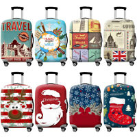 """Travel Suitcase Trolley Case Protector Elastic Dust proof Luggage Cover 18 -32"""""""