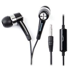 SAMSUNG HEADSET ORIGINAL EARPHONES EHS48ESOME BLACK FOR WAVE LITE 3 G S7230