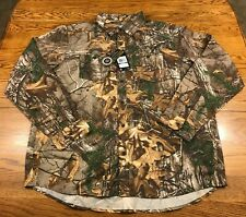 Under Armour Hunting Realtree Xtra L/S Button Front Shirt Men's XL NWT New