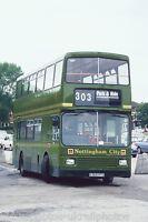Nottingham City Transport Scania 369 6x4 Bus Photo
