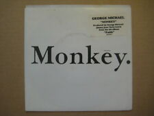 "GEORGE MICHAEL Monkey RARE AUSSIE 7"" SINGLE 1987 - 651700 7"