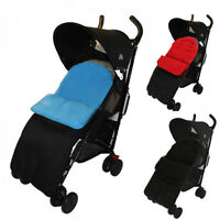 UK UNIVERSAL FOOTMUFF COSY TOES APRON LINER BUGGY PRAM STROLLER BABY TODDLER
