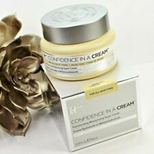 IT Cosmetics Confidence In A Cream 60 ML 2 Oz Moisturizer Hydrating Transforming