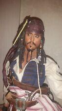 Jack Sparrow Statue Sideshow 1/4 premium format