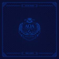 AOA [ANGEL'S KNOCK] 1st Album B Ver. CD+Photo Book+2p Card+7p Post Card SEALED
