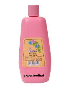 Classic Simco Pink Hair Fixer Beard Mustache Oil Gel 100 Gram