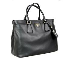 Authentic Luxury PRADA Shoulder Bag Handbag 1ba794 Black