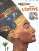 Livre - Mémoire de l'Égypte - George Hart  X