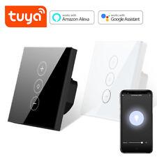 Smart Wifi LED Dimmer Lichtschalter Touch Wandschalter für Alexa Google Home
