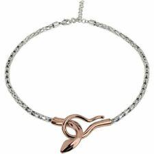 Breil Cobra 45cm Collana da Donna - Acciaio Lucido