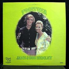 Jane And Bob Henley - Together LP VG+ RO 4793 Private Xian Vinyl Record