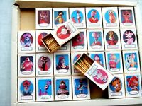 "Soviet Big Set 28 boxes safety matches ""Puppet show"""