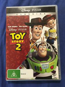 Toy Story 2 - DVD - Region 4 - Free Postage - Aussie Seller
