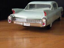 ORIGINAL 1/25 JOHAN 1960 CADILLAC FLEETWOOD MODEL CAR