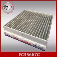 FC35667C(CARBON) CF10285 PREMIUM CABIN AIR FILTER for LAND ROVER SCION & PONTIAC