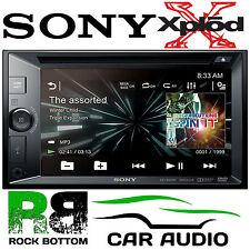 """SONY XAV-W651BT 6.1"""" Car Double Din USB DVD iPod NFC Bluetooth Car Stereo Player"""