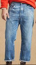 LVC 1890 Levi's 501xx Vintage Clothing Bandits Buckle Back SELVEDGE BigE 27 $395