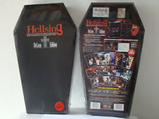 HELLSING - DELUXE EDITION - LIMITED EDITION 5 DVD BOX-SET N° 641 / 2500