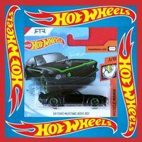 Hot Wheels 2020  ´69 FORD MUSTANG BOSS 302   210/250  NEU&OVP