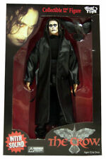 """THE CROW  COLLECTIBLE 12 """" ACTION Figur WITH SOUND OVP  NRFB"""