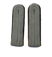 German WW2 Elite Unit Leutenant-Captain ranks.Light brown wool piping