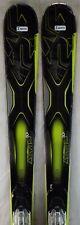 13-14 K2 AMP 80X Used Men's Demo Skis w/Bindings Size 163cm #346519