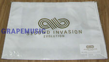 INFINITE 2012 SECOND INVASION EVOLUTION CONCERT OFFICIAL GOODS DUST BAG NEW