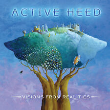 ACTIVE HEED Visions from realities CD  italian prog