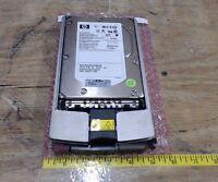 BF1468B26B HP 146.8GB 15K ULTRA320 412751-015 SCSI 80PINS HDD W/ TRAY