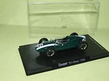 COOPER T51 CHAMPION DU MONDE 1959 J. BRABHAM FABBRI