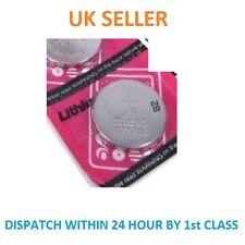 10x Cr2032 2032 3v Nueva Litio Botón / moneda células baterías del Reino Unido más barata